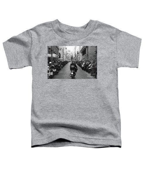 Naples Italy Toddler T-Shirt