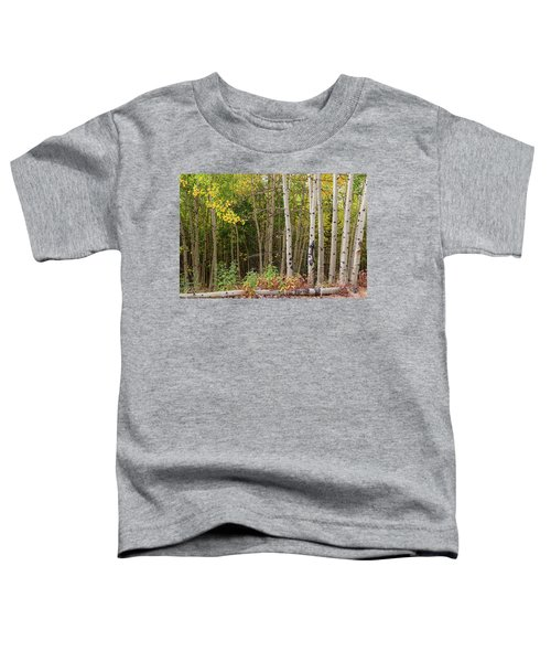 Toddler T-Shirt featuring the photograph Nature Fallen by James BO Insogna