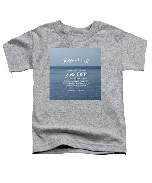 Nautical Offers Toddler T-Shirt