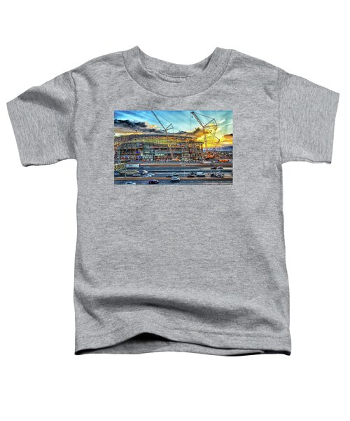 New Home For Las Vegas Raiders Toddler T-Shirt