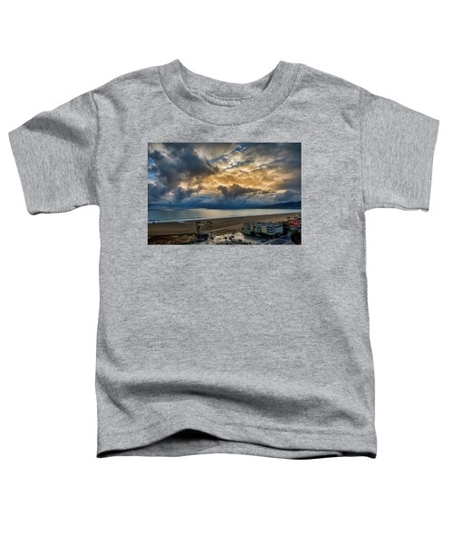 New Sky After The Rain Toddler T-Shirt