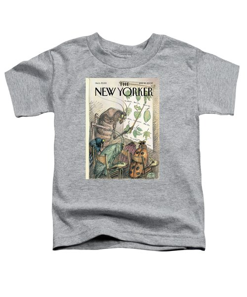 New Yorker July 10th, 2000 Toddler T-Shirt
