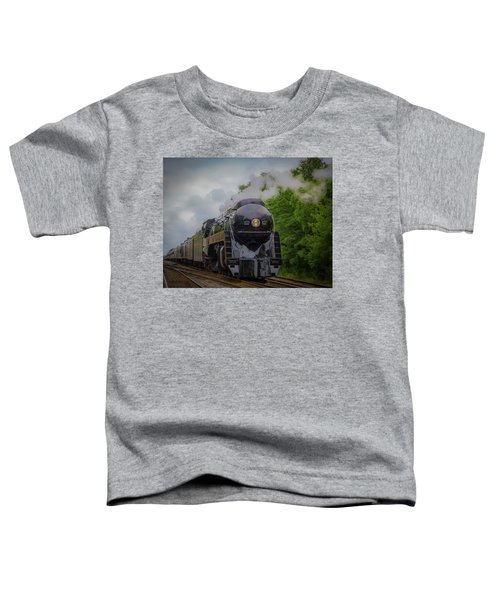 Norfolk And Western 611 Toddler T-Shirt
