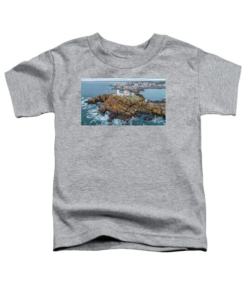 Nubble Light Winter Toddler T-Shirt