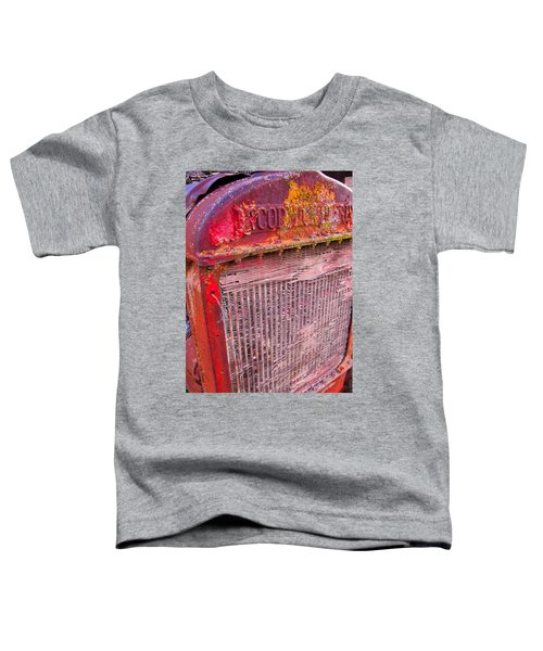Old Red Toddler T-Shirt