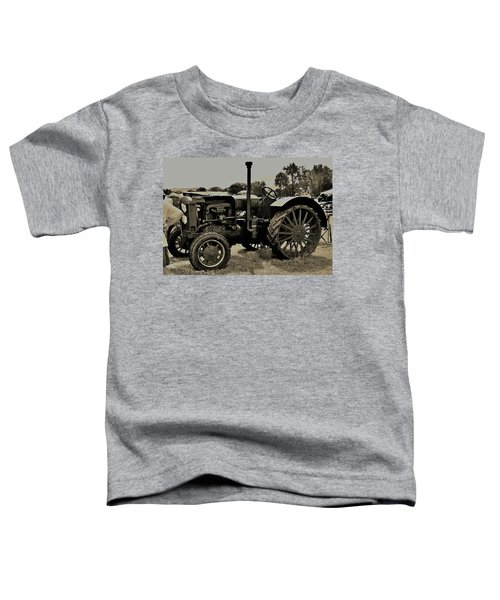 Ye Old Tractor Toddler T-Shirt