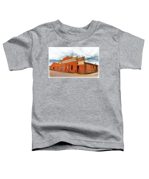 Old Warehouse In Farmville Virginia Toddler T-Shirt