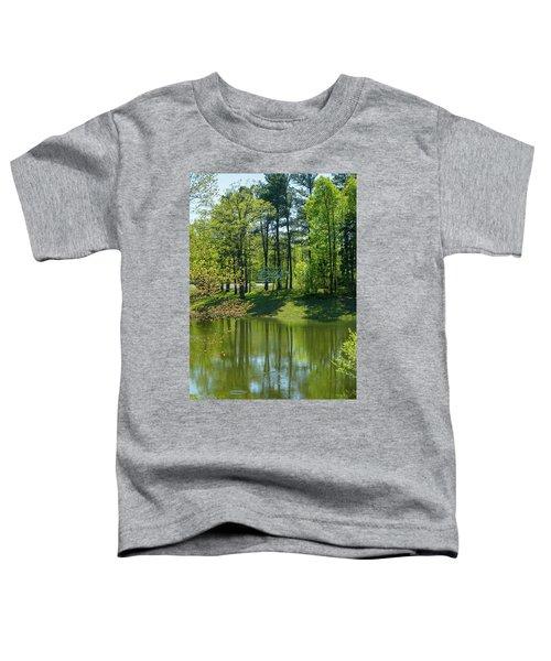 On Golden Pond Toddler T-Shirt