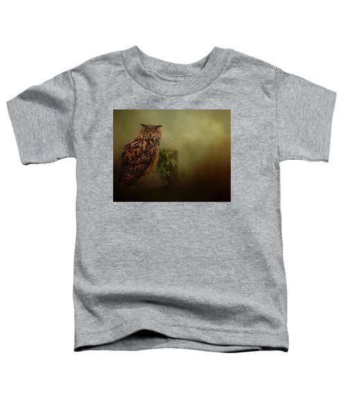 On The Fence  Toddler T-Shirt