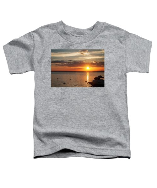 On The Sea Toddler T-Shirt