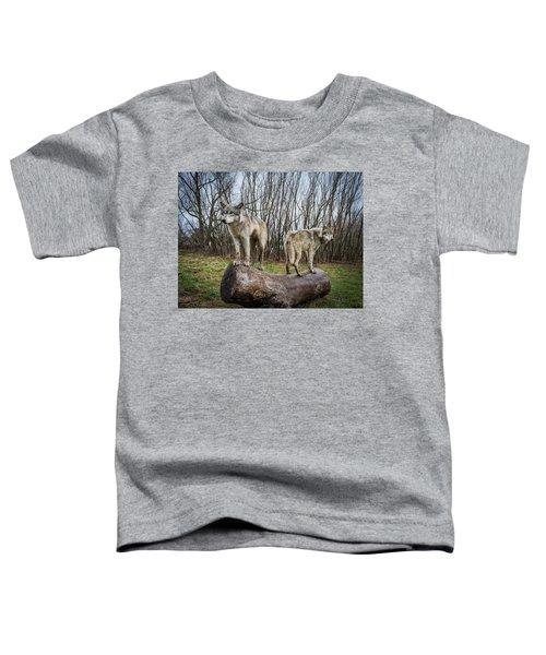 Opposite Ends Toddler T-Shirt