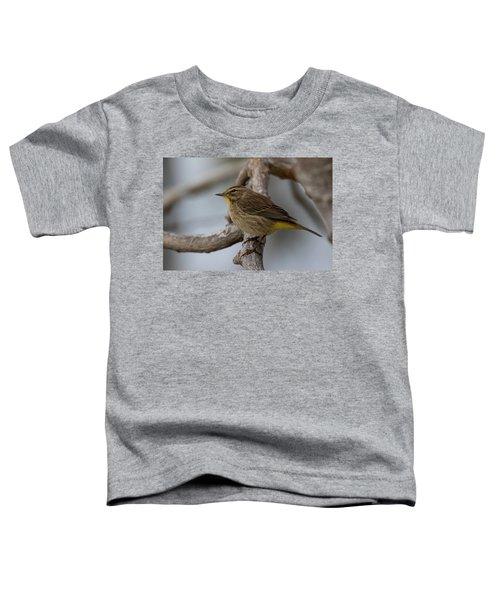 Palm Warbler Toddler T-Shirt