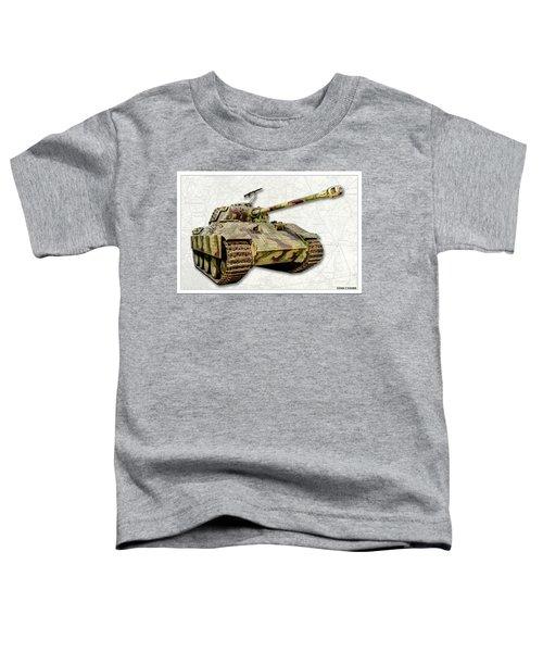 Panzer V Panther Toddler T-Shirt
