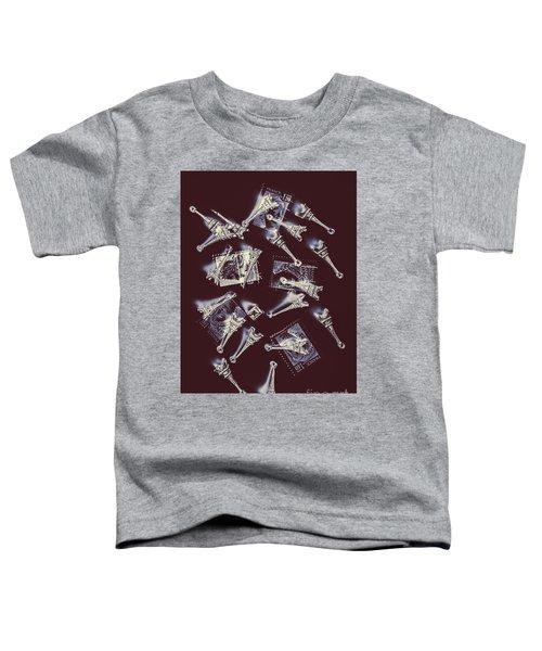Paris Post Toddler T-Shirt