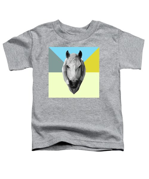 Party Horse Toddler T-Shirt