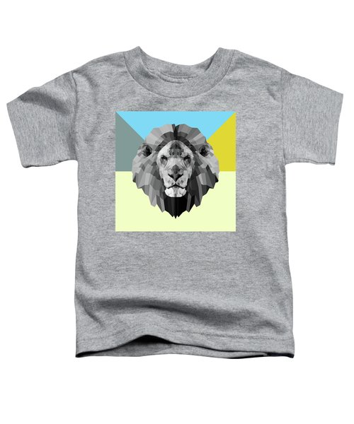 Party Lion Toddler T-Shirt