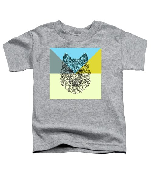 Party Wolf Toddler T-Shirt
