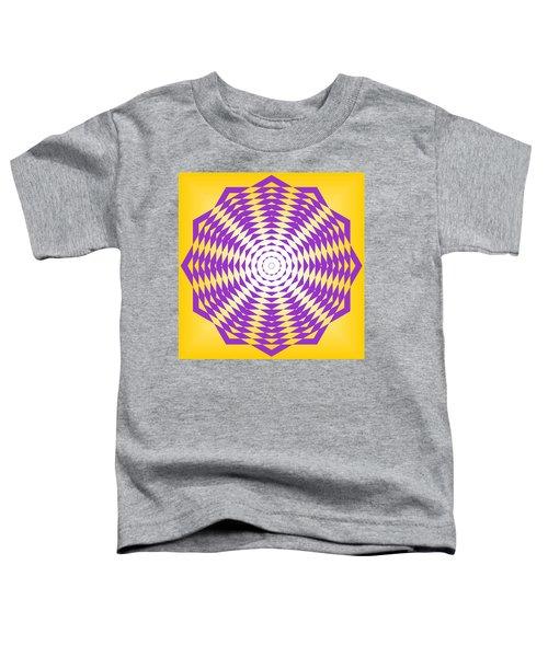 Passionate Purple  Toddler T-Shirt