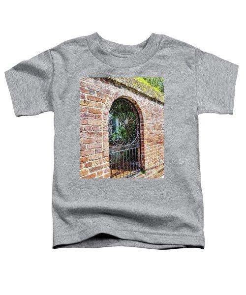 Peeking Allowed Toddler T-Shirt