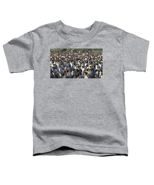 Penguinscape Toddler T-Shirt