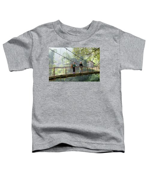 People And Children From Sapa, Mountainous Area Of Northern Vietnam In Their Daily Life. Toddler T-Shirt