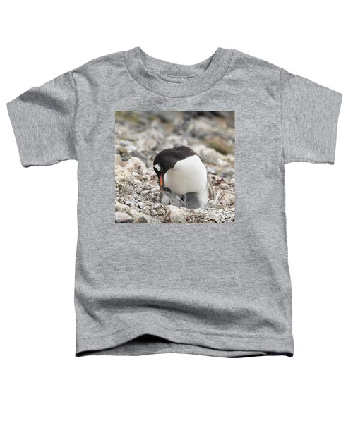 Personality Emerges Early Toddler T-Shirt