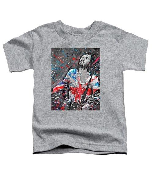 Pete Townsend Toddler T-Shirt