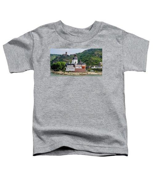 Pfalzgrafenstein Castle Toddler T-Shirt