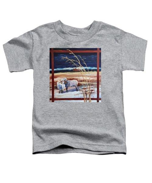 Phil And Alice Navajo Sheep    38 Toddler T-Shirt