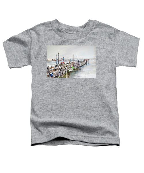 Piers To Be Cold Toddler T-Shirt