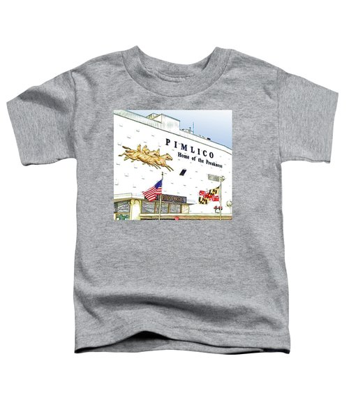 Pimlico Toddler T-Shirt