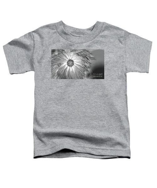 Pine Cone With Needle Halo Toddler T-Shirt