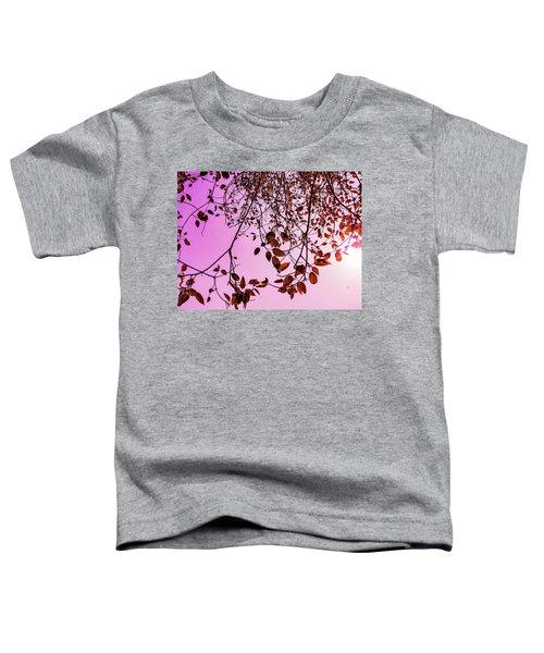 Pink Glow Toddler T-Shirt