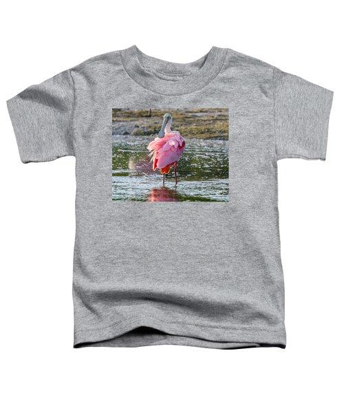 Pink Tutu Toddler T-Shirt