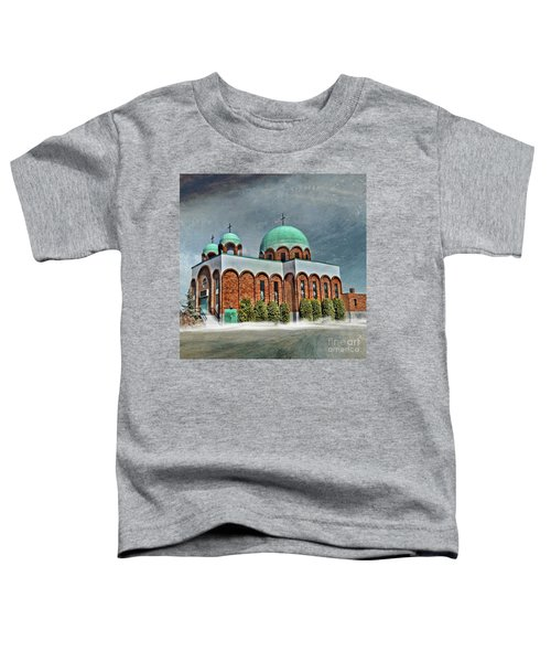 Place Of Worship Toddler T-Shirt