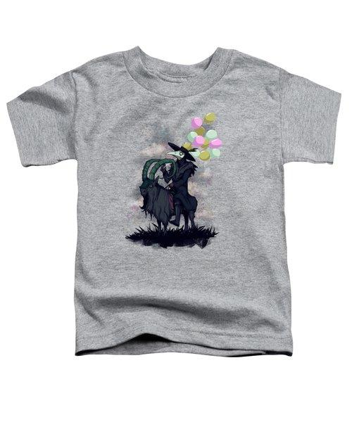 Plague Balloons Toddler T-Shirt