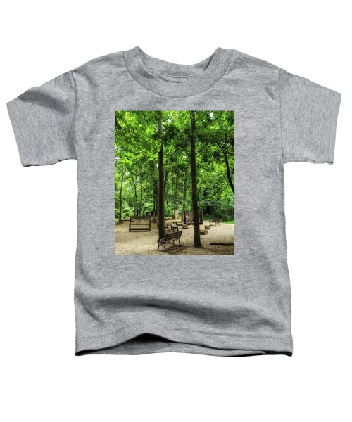 Play In The Shade Toddler T-Shirt