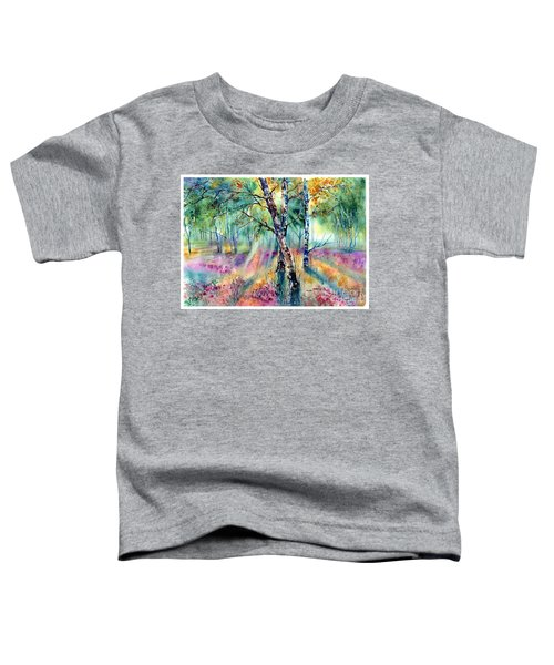 Poetry Of Summer Toddler T-Shirt