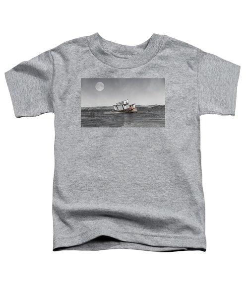 Point Reyes California Shipwreck Toddler T-Shirt