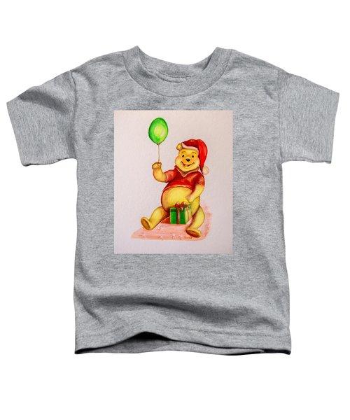 Pooh Bear 2 Toddler T-Shirt