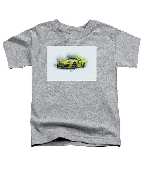 Porsche 911 Toddler T-Shirt