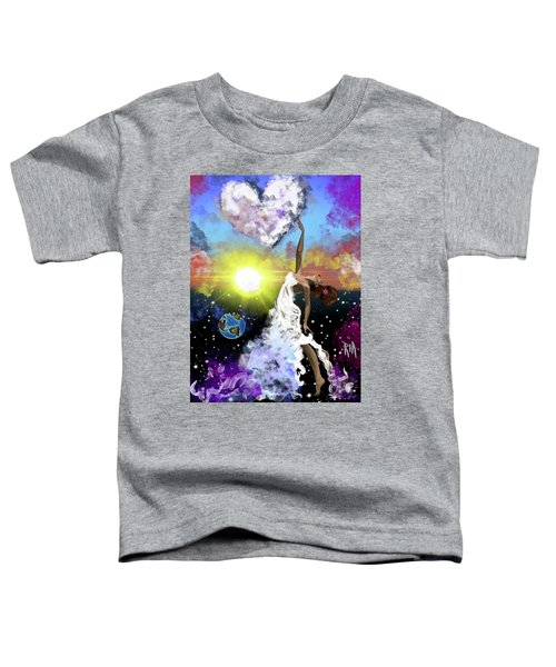 Prayer Before The Sun Sets Toddler T-Shirt