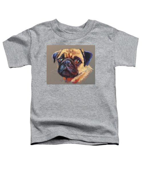 Precious Pug Toddler T-Shirt