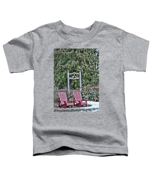 Prop Chairs Toddler T-Shirt