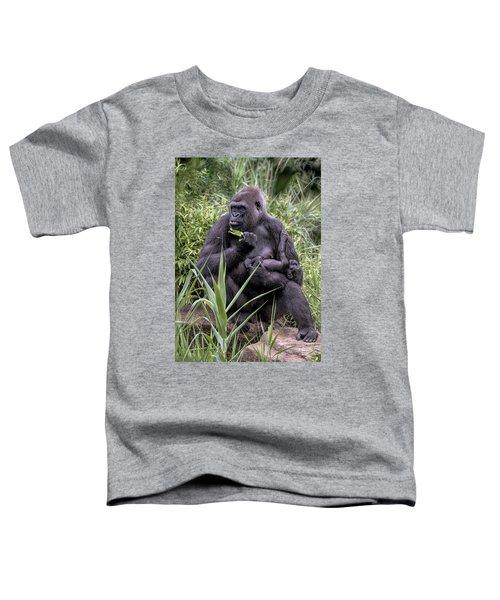 Proud Mama Silverback 6243 Toddler T-Shirt
