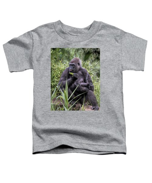 Proud Mama Silverback 6243 Toddler T-Shirt