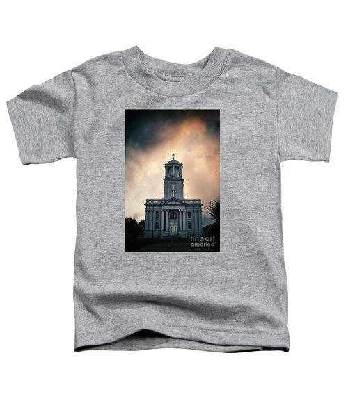 Psalm Before The Storm Toddler T-Shirt