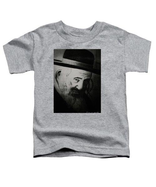 Rabbi Shayele Kerestirer Toddler T-Shirt