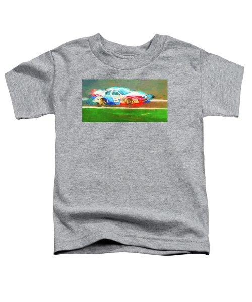 Racetrack Nine Toddler T-Shirt