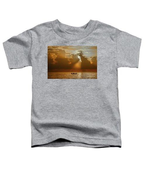 Rays Light The Way Toddler T-Shirt